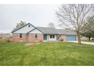 Photo one of 3711 N Strahl Dr Greenfield IN 46140 | MLS 21759621