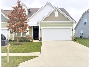 Photo one of 6299 Colonial Dr Whitestown IN 46075 | MLS 21759777
