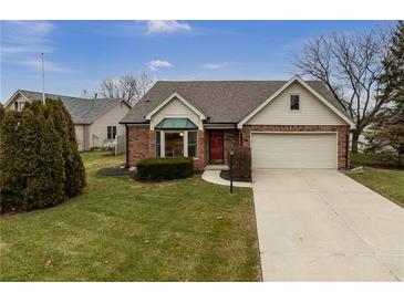 Photo one of 8857 Red Cedar Ct Indianapolis IN 46256 | MLS 21759874