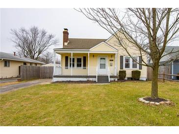 Photo one of 440 N Belmar Ave Indianapolis IN 46219 | MLS 21759919