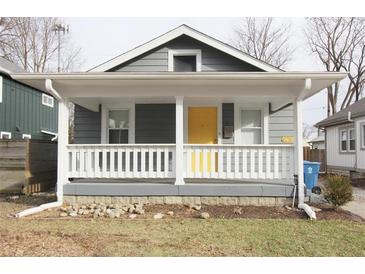 Photo one of 4719 Winthrop Ave Indianapolis IN 46205 | MLS 21759973