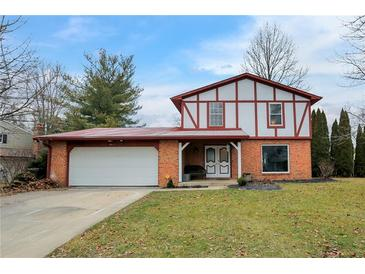Photo one of 8066 Hollow Creek Ct Indianapolis IN 46268 | MLS 21759978