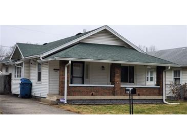 Photo one of 356 Cole St Indianapolis IN 46241 | MLS 21760001