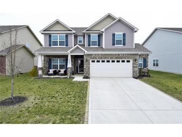 Photo one of 5642 Starla Ln Plainfield IN 46168 | MLS 21760109