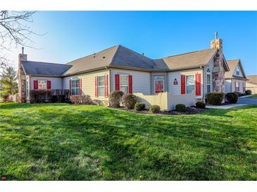Photo one of 7961 Cool Hollow Pl # 23 Indianapolis IN 46237 | MLS 21760211