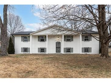 Photo one of 8805 Holliday Dr Indianapolis IN 46260 | MLS 21760274