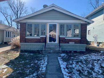 Photo one of 6037 Dewey Ave Indianapolis IN 46219   MLS 21760297