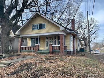 Photo one of 1240 N Oxford St Indianapolis IN 46201 | MLS 21760303