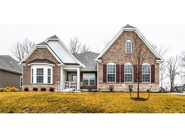 Photo one of 5032 Waterhaven Dr Noblesville IN 46060 | MLS 21760354