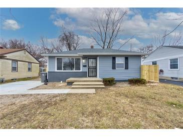 Photo one of 3360 Manor Ct Indianapolis IN 46218 | MLS 21760367
