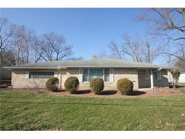 Photo one of 124 S Green St Brownsburg IN 46112 | MLS 21760438