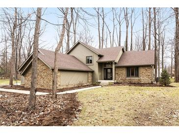 Photo one of 9017 Seabreeze Ct Indianapolis IN 46256   MLS 21760588