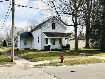 Photo one of 327 N Noble St Greenfield IN 46140 | MLS 21760763