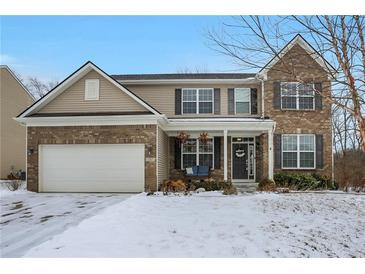 Photo one of 1557 Windswept Dr Greenwood IN 46143 | MLS 21762826