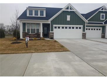 Photo one of 702 Stone Trace Ct Avon IN 46123 | MLS 21762979