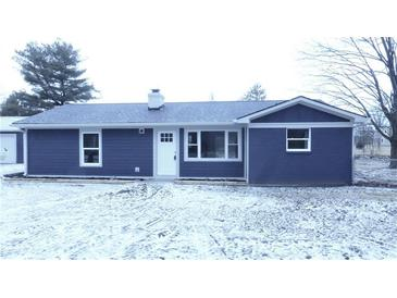Photo one of 9490 E 400 Zionsville IN 46077 | MLS 21763184