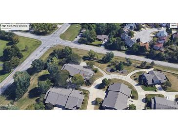 Photo one of 7521 Farm View Cir Indianapolis IN 46256 | MLS 21763237