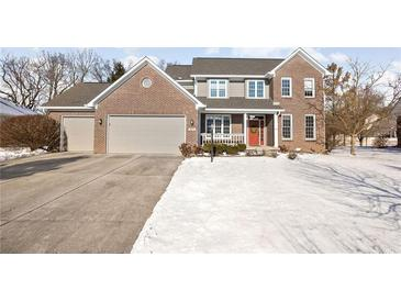 Photo one of 19275 Morrison Way Noblesville IN 46060 | MLS 21763321