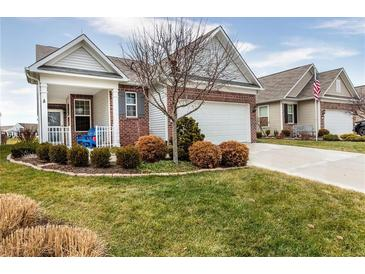 Photo one of 12832 Gloria Dr Fishers IN 46037 | MLS 21763353