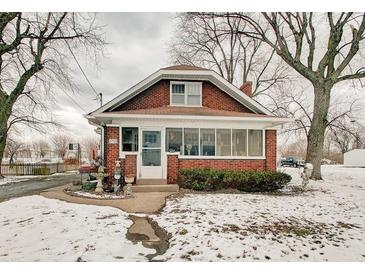 Photo one of 3750 Division St Indianapolis IN 46217   MLS 21763364