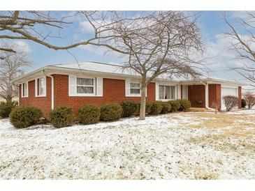 Photo one of 2350 E 300 North Greenfield IN 46140 | MLS 21763614