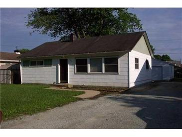 Photo one of 505 W Pierson St Greenfield IN 46140 | MLS 21763933