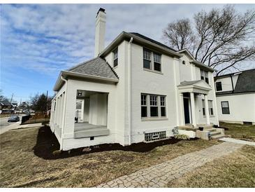 Photo one of 1102 N Temple Ave Indianapolis IN 46201 | MLS 21763953