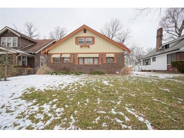 Photo one of 4534 Winthrop Ave Indianapolis IN 46205 | MLS 21763973