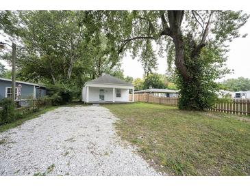 Photo one of 3618 N Hawthorne Ln Indianapolis IN 46218 | MLS 21764048