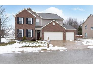 Photo one of 934 Grayson Trl Brownsburg IN 46112 | MLS 21764099