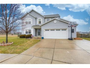 Photo one of 5117 West Bay Rd Plainfield IN 46168 | MLS 21764164