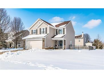 Photo one of 6476 Oyster Key Ln Plainfield IN 46168 | MLS 21764220