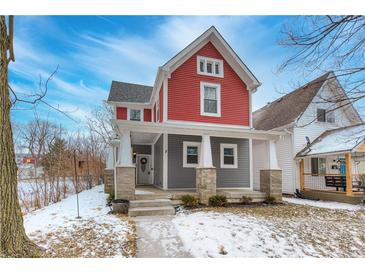 Photo one of 1145 Linden St Indianapolis IN 46203 | MLS 21764317