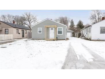 Photo one of 1705 Kildare Ave Indianapolis IN 46218 | MLS 21764547