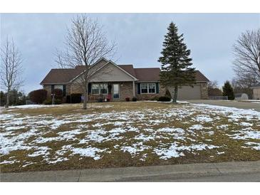 Photo one of 3352 W Meadowview Dr Greenfield IN 46140 | MLS 21764656