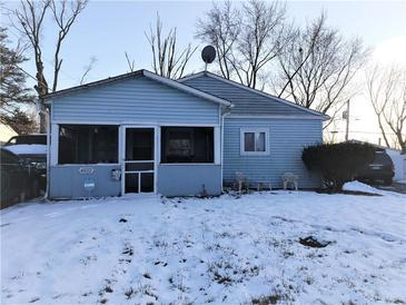Photo one of 4933 N Diana Dr Indianapolis IN 46203 | MLS 21765010