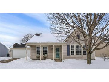 Photo one of 11275 Fountainview Ln Fishers IN 46038   MLS 21765040