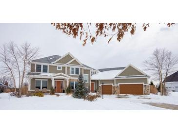 Photo one of 7975 Cheval Rue Ct Zionsville IN 46077 | MLS 21765090