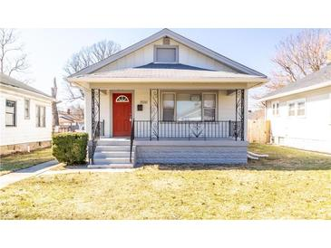 Photo one of 806 N Linwood Ave Indianapolis IN 46201   MLS 21765154
