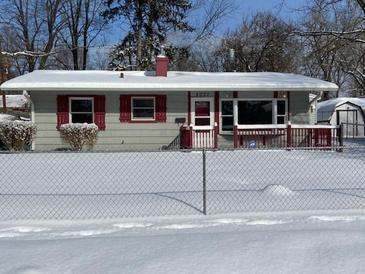 Photo one of 4022 Beauport Rd Indianapolis IN 46222 | MLS 21765181