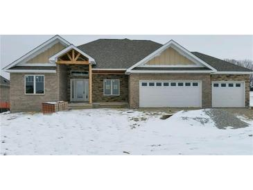 Photo one of 1811 Calvert Farms Drive Greenwood IN 46143   MLS 21765228