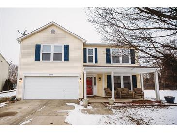 Photo one of 5502 Front Point Ct Indianapolis IN 46237   MLS 21765232