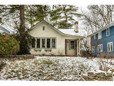 Photo one of 5318 N Park Ave Indianapolis IN 46220 | MLS 21765266