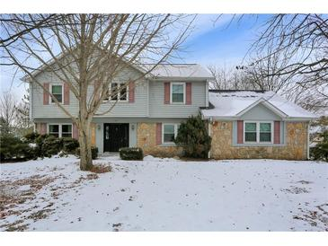Photo one of 803 Sunblest Blvd Fishers IN 46038 | MLS 21765329