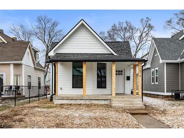 Photo one of 1516 Spann Ave Indianapolis IN 46203 | MLS 21765364