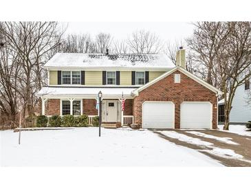 Photo one of 8820 N Nora Woods Dr Indianapolis IN 46240 | MLS 21765458