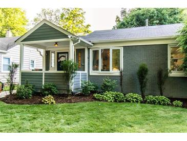 Photo one of 5724 Rosslyn Ave Indianapolis IN 46220 | MLS 21765471