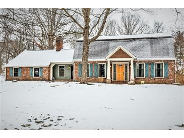 Photo one of 1914 Nottingham Dr Indianapolis IN 46240 | MLS 21765473