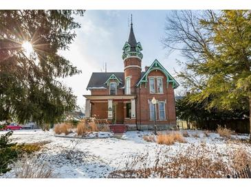 Photo one of 5631 University Ave Indianapolis IN 46219 | MLS 21765578