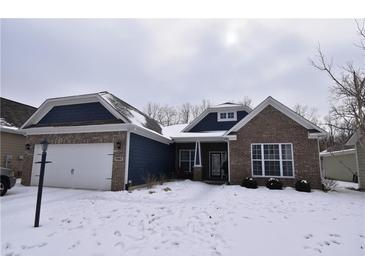 Photo one of 7267 Red Maple Dr Zionsville IN 46077 | MLS 21765592